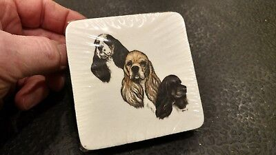 1995 Animal Creations Coasters by California Creative Designs - Laura Rogers Inc