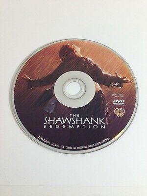 The Shawshank Redemption - DVD Disc Only - Replacement Disc