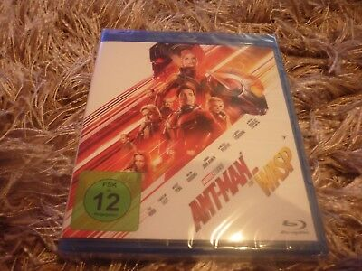Ant-Man and the Wasp Blu Ray Neu !!!