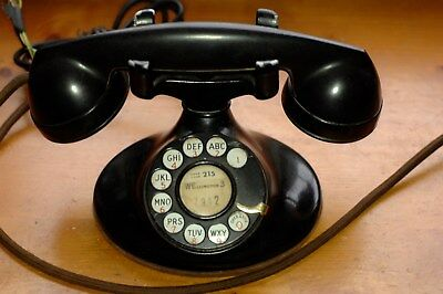 Western Electric Bell 102 or 202 Telephone good shape