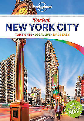 Lonely Planet Pocket New York City (map Missing )