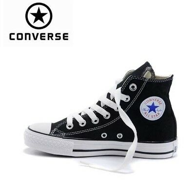 Converse SCARPE All Star Shoes alte Uomo Donna Unisex chuck Taylor originali ! ea603e494ca