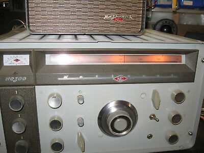 National NC-300 with National Speaker