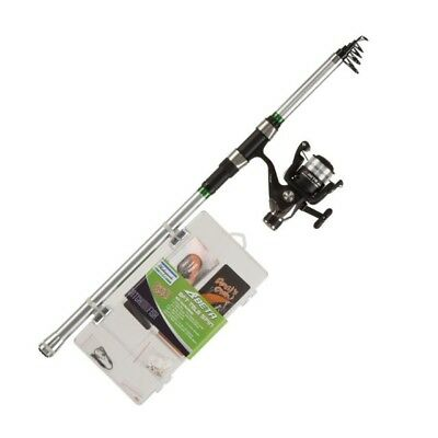 Shakespeare Catch More Fish Tele Spin 8ft 20-60g - Predator Fishing - 1423612