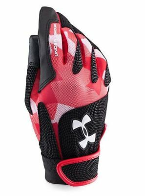 NWT Under Armour Women's UA Radar III Softball Batting Gloves LARGE