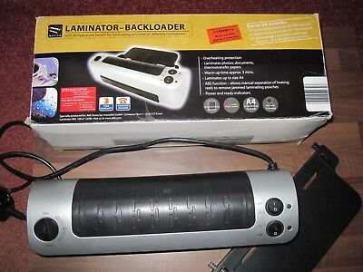 Office Laminator Backloader Very Execellent Condition