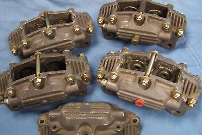 Hurst AirHeart, Calipers, Vintage Racing, Indy, Sprint, Midget, 02-1375,