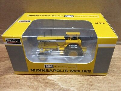 Speccast Minneapolis Moline G-1000 Wide Front In Package  1/64 Scale *
