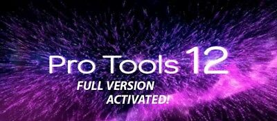 Avid Pro Tools 2018 / 12 Annual Subscription Software New with ilok 3
