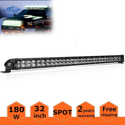 """10D OSRAM 42Inch 3360W 4-Rows LED LIGHT BAR Combo Offroad Truck SUV vs 40/32 22"""""""