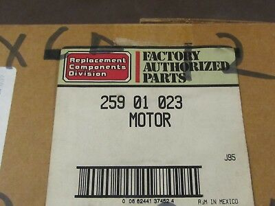 Carrier Bryant 25901023 Condenser Fan Motor 115V 1/15HP  GE 5KCP39CG  R421AS