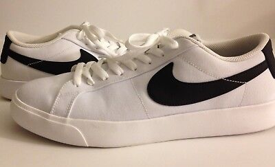 new concept 5ab66 95bea NIKE SB BLAZER Vapor Zoom Men Size 10.5 Color White Low Top Skateboarding  Shoes