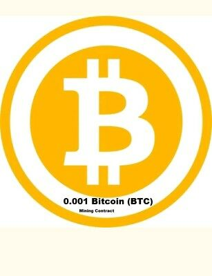 Mining Contract 24 Hours (bitcoin) Processing Speed (TH/s) 0.001 BTC FAST/EASY