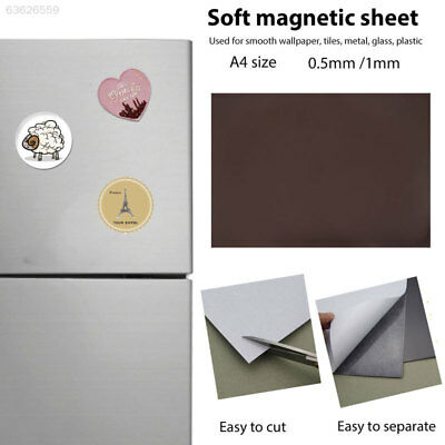 6199 Brown Magnet Piece Soft Magnetic Sheet Tools Rubber Magnet Magnetic Posts
