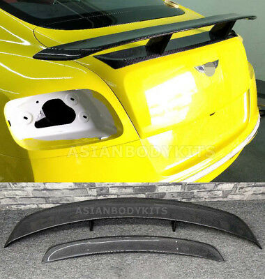 for BENTLEY Continental GT (2011-2015) rear CARBON SPOILER wing assembly