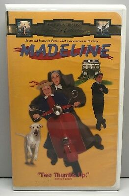 Madeline (VHS, 1998, Clam Shell Release)
