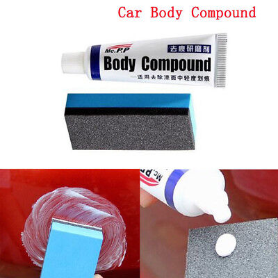 Car Scratch Paint Care Body Compound Polishing Scratching Paste Repair Welcome