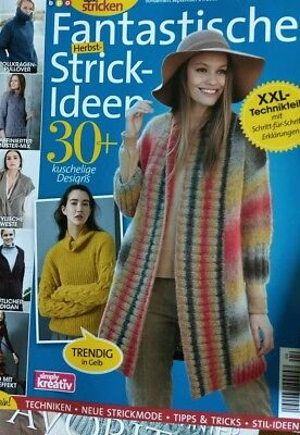 Simply Stricken - Fantastische Herbst Strickideen 30 Designs