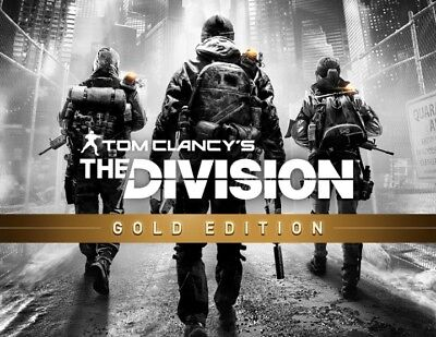 ⭐SALE⭐ The Division + Season Pass [Uplay game] | +Warranty | Region Free
