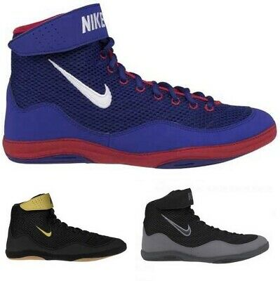 bfe30f323b5754 Nike INFLICT 3 Wrestling Shoes (boots) Ringerschuhe Chaussures de Lutte  Boxing