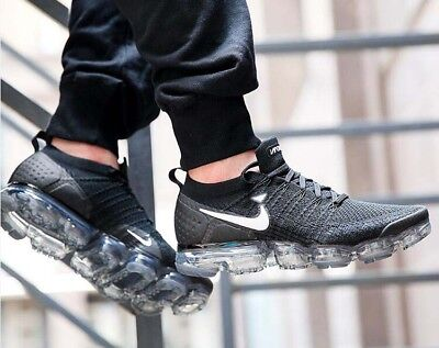 2018 Mens Vapormax 2.0 Air Casual Sneakers Running Sports Designer Trainer Shoes