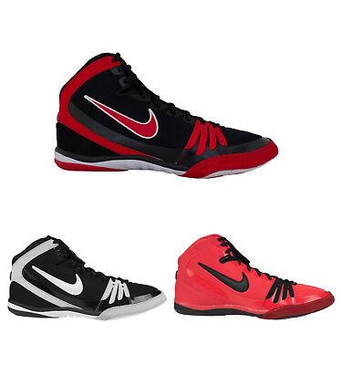 new concept 04879 9a2f5 NIKE FREEK Wrestling Shoes Ringerschuhe Chaussures de Lutte Boxing MMA