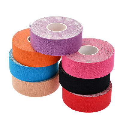 1 Roll Kinesiology Tape Sports Elastic Physio Knee Body Muscle Shoulder Support