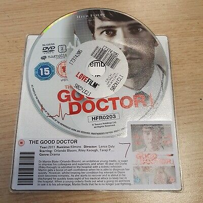 The Good Doctor (DVD, 2013) DISK ONLY