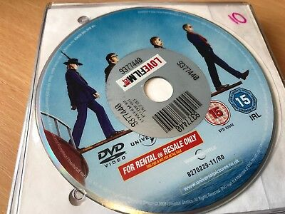 The Boat That Rocked (DVD, 2009) DISC ONLY