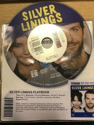 Silver Linings (DVD 2012) Disc Only