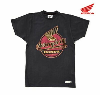 Original Honda T-Shirt Vintage Collection Motorcycle Oil S M L XL 2XL Shirt