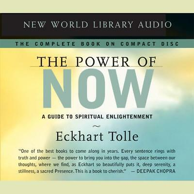 AUDIOBOOK: Eckhart Tolle - The Power of Now
