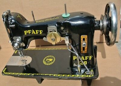 Pfaff Model 130 semi-Industrial Zig Zag Vintage Sewing Machine