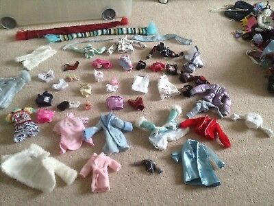 A Large Collection of Bratz Dolls and Accessories. Job Lot