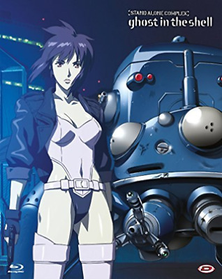 Ghost In The Shell - Stand Alone Complex (Eps 01-26) (4  (UK IMPORT) BLU-RAY NEW