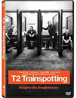 Mcgregor,Gillies,Skelton,Ha...-T2 Trainspotting (UK IMPORT) DVD NEW