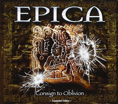 Epica-Consign To Oblivion - Expanded Edition (Uk Import) Cd New