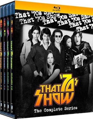 PB TV-THAT 70S SHOW-COMPLETE SERIES FLASHBACK EDITION (B (UK IMPORT) Blu-Ray NEW