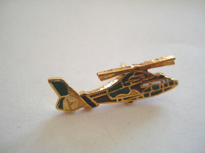 Pins Rare Helicoptere Dauphin Aerospatiale