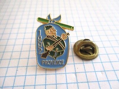 PINS RARE VINTAGE CHASSE CHASSEUR 1992 PROVENCE wxc  33