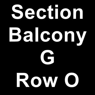 4 Tickets Aaron Lewis 1/24/19 Majestic Theatre - Dallas Dallas, TX