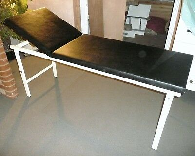 """""""doherty"""" First Aid / Medical / Physiotherapy / Doctor's Bed Excellent Condition"""