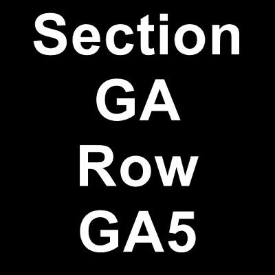 2 Tickets King Princess 1/24/19 Irving Plaza New York, NY