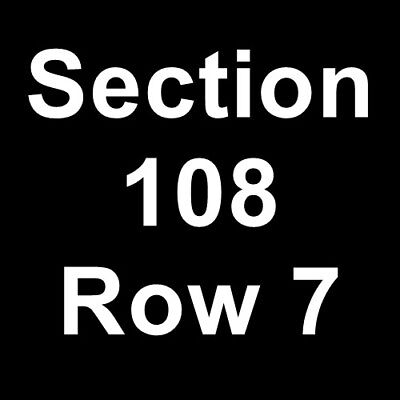 2 Tickets Maryland Terrapins vs. Purdue Boilermakers Basketball 2/12/19