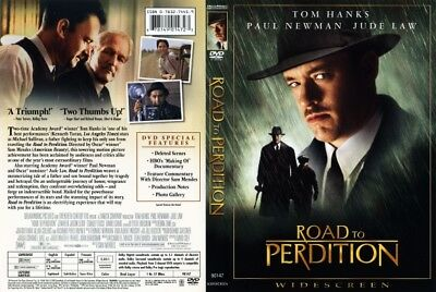 Road to Perdition Widescreen DVD Movie