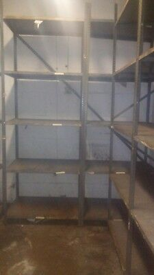 Used Metal Shelving Available Many Different Kinds/Styles