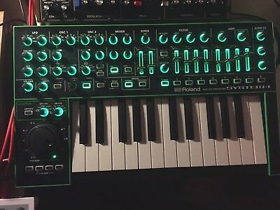 Roland Aira System-1 Synthesizer + original power cable + original box - perfect