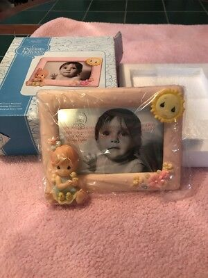 Precious Moments Pink 4 x 6 picture frame