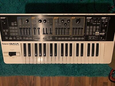 Roland GAIA SH-01 Synthesizer.
