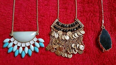 Job of lot jewellery, modern, vintage, chains, mixed lots no 1 PARTY NEW YEAR